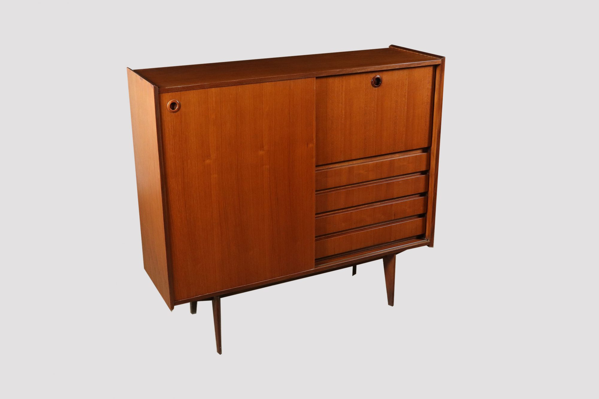 Highboard anni 60