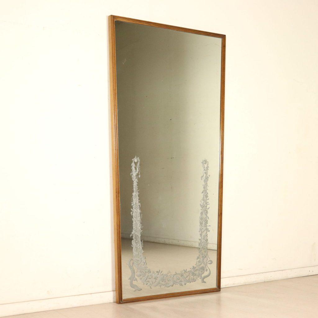 specchio anni 50